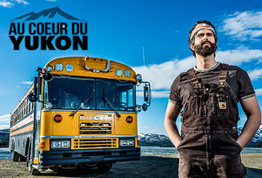Au cœur du Yukon